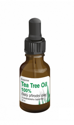 Tea Tree olej (Melaleuca alternifolia) 25ml