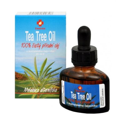 Tea Tree olej (Melaleuca alternifolia) 20 ml