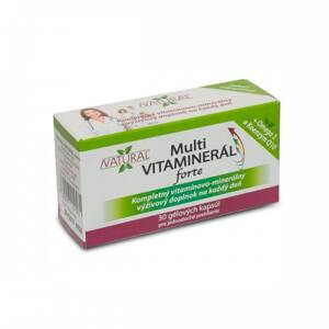 Multi VITAMINERÁL Forte 30kps